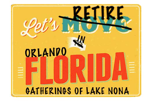 The Gatherings At Lake Nona Webpage Title Image