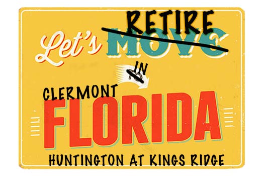 Clermont Huntington at Kings Ridge Homes For Sale webpage header
