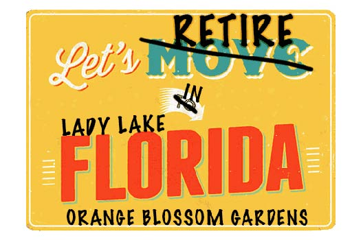 Orange Blossom Gardens Homes For Sale webpage header
