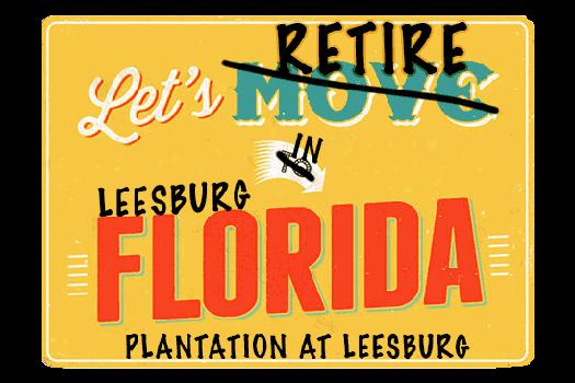 Leesburg Plantation Homes For Sale webpage header