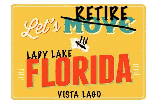 Vista Lago Homes For Sale webpage header