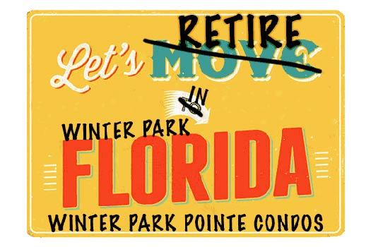 Winter Park Pointe Condos For Sale webpage header