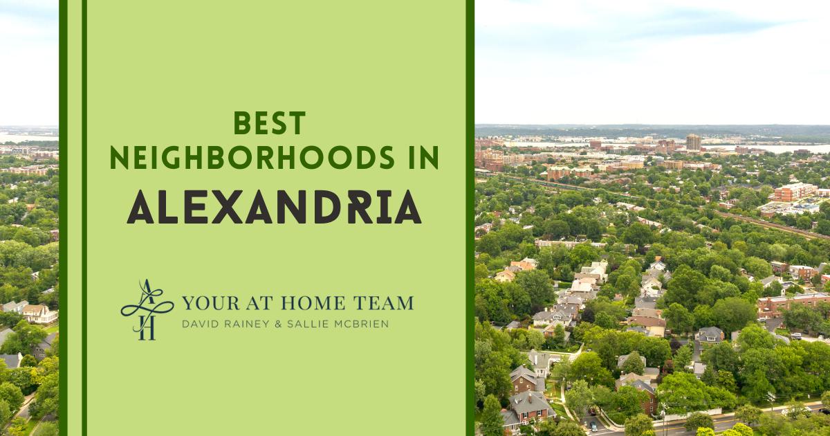Alexandria Best Neighborhoods