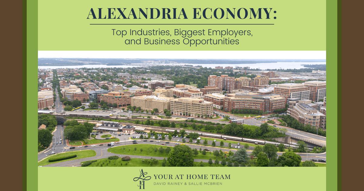 Alexandria Economy Guide