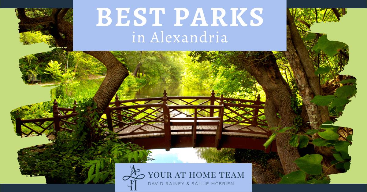 Best Parks in Alexandria