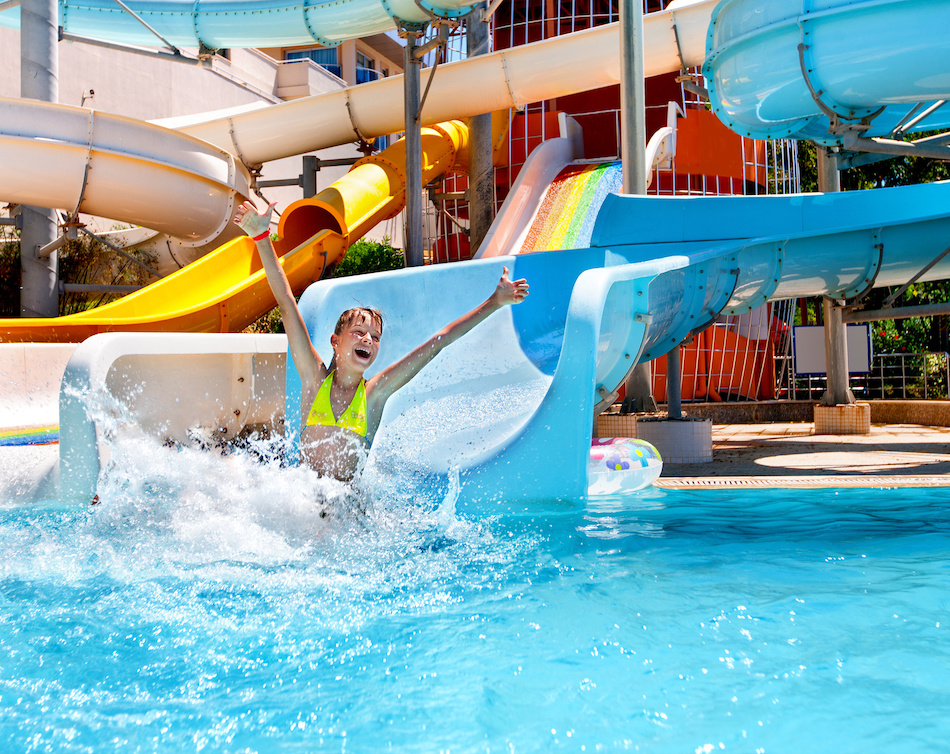 Where Are the Best Water Slides in Alexandria, VA?