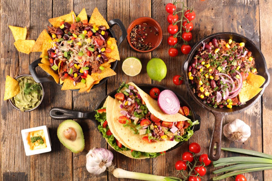 The Top Alexandria Mexican Restaurants