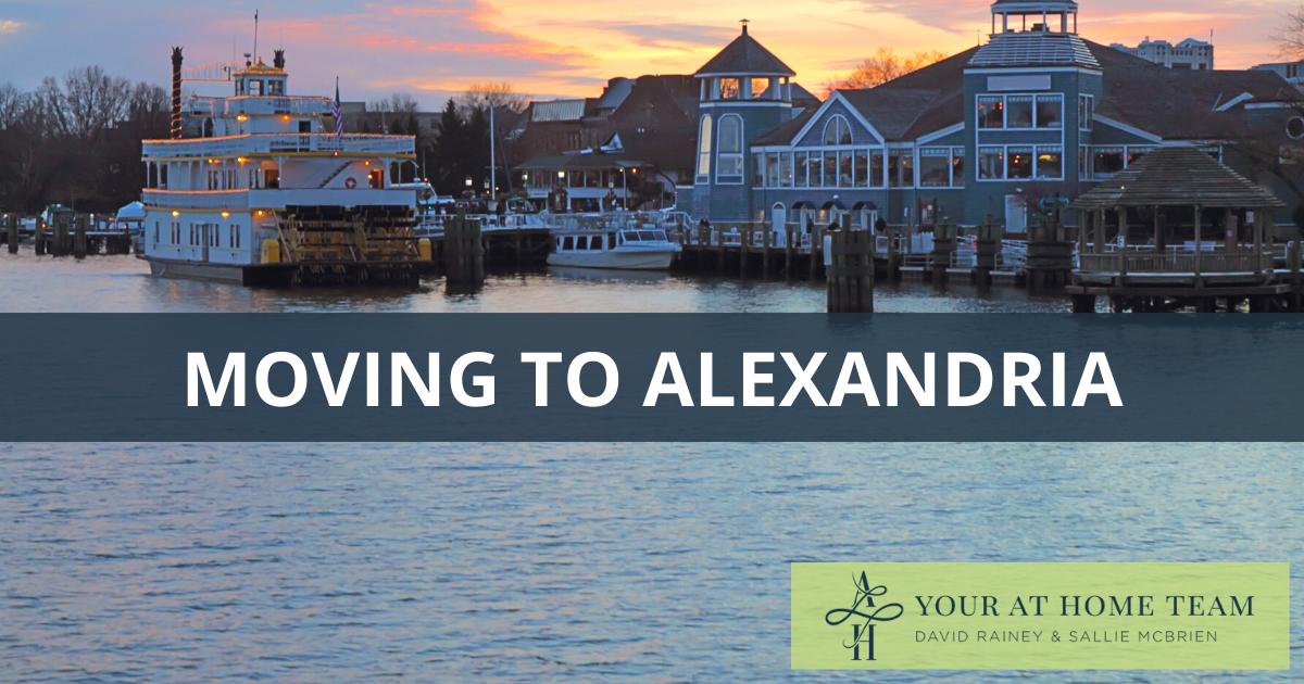 Moving to Alexandria, VA Living Guide