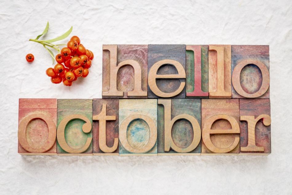 October Events in Alexandria, VA