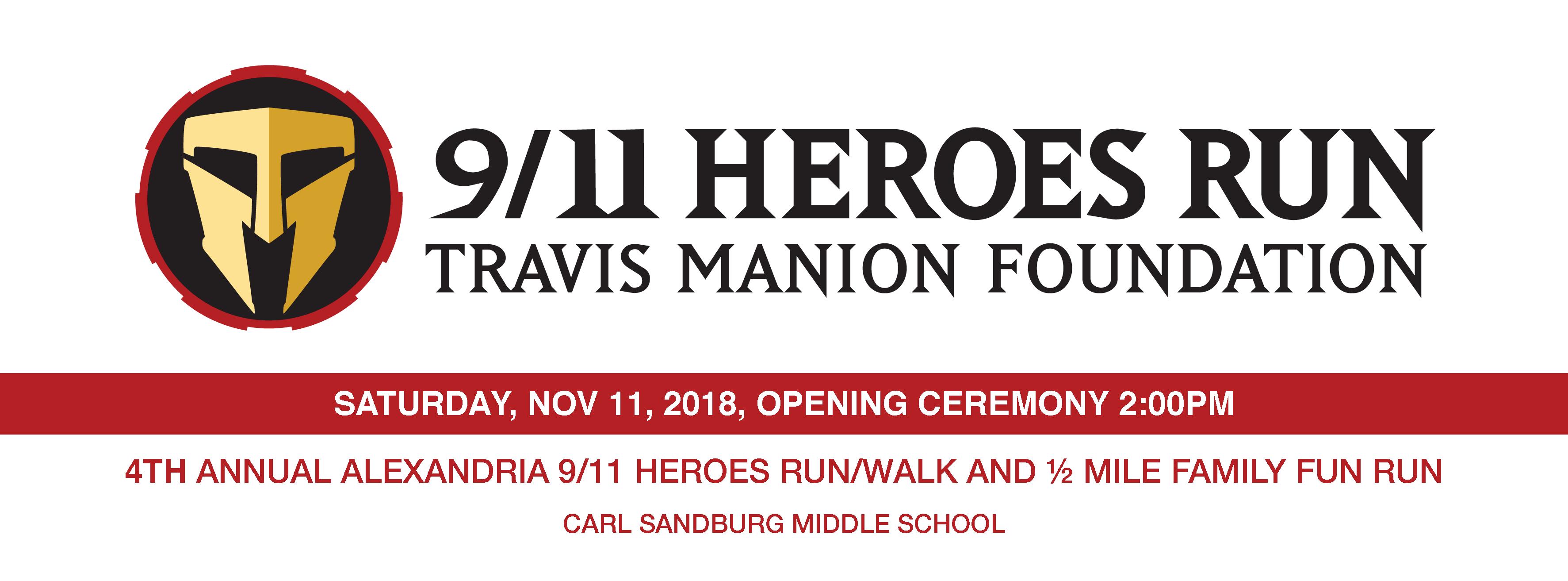 9/11 Heroes Run/Walk - Alexandria Virginia
