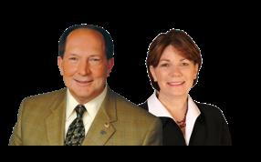 David Rainey and Sallie McBrien Alexandria VA Realtors