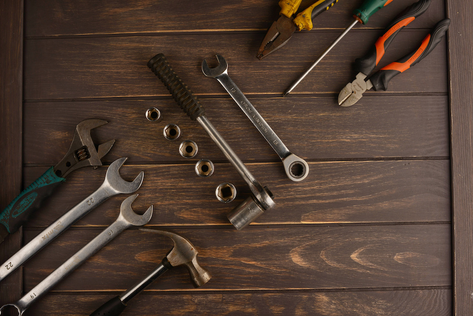 Tools to Buy When You Buy a Home