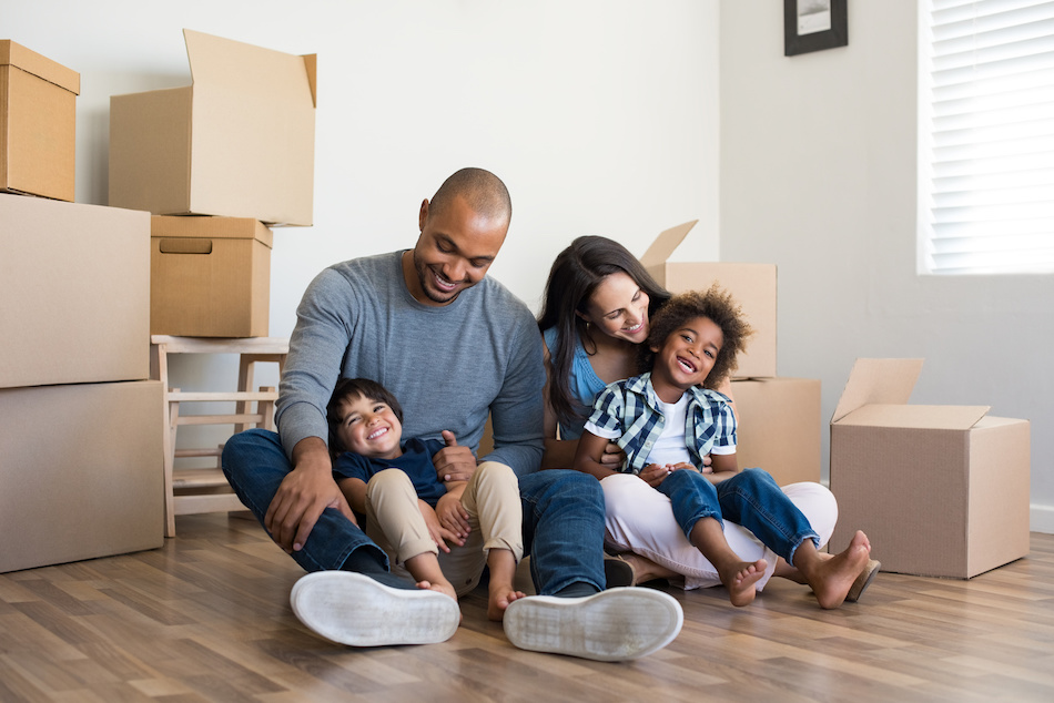 How to Pack to Move Into a New Home