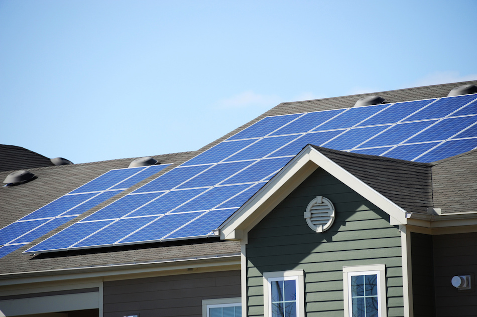 Selling a House with Solar Panels Installed