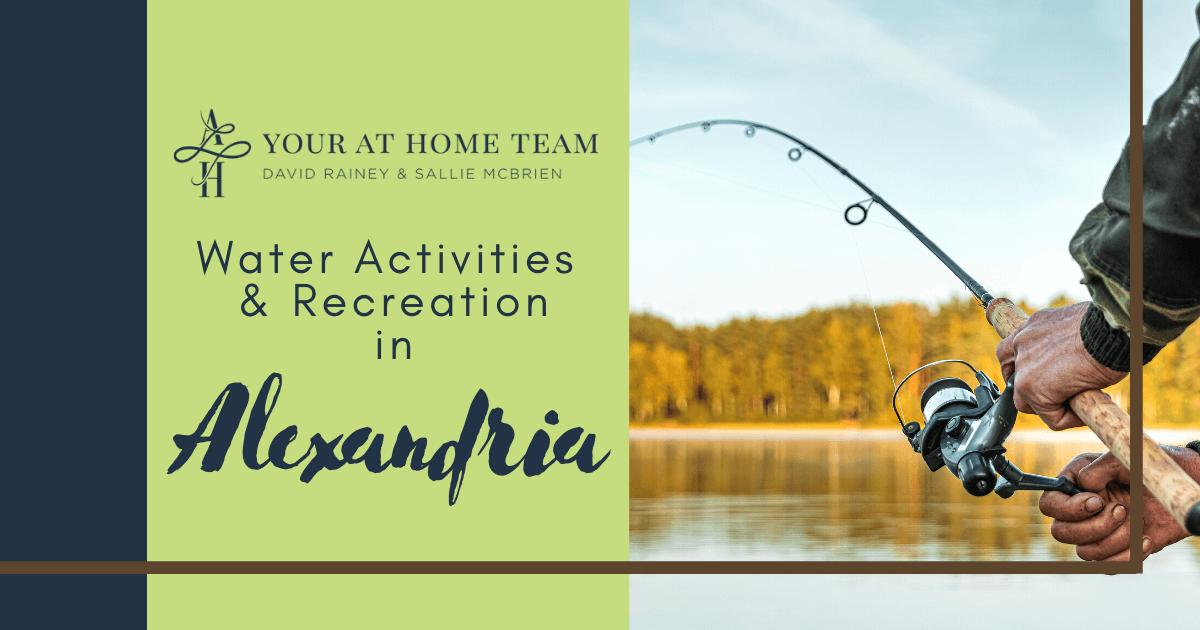 Best Water Activities in Alexandria