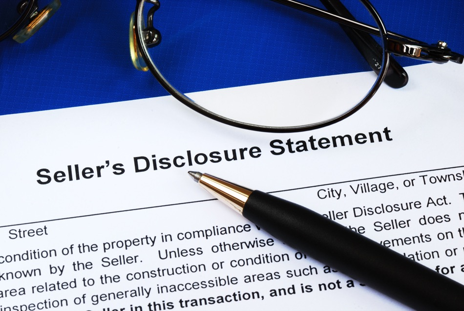 What should sellers disclose and what are they required to share?