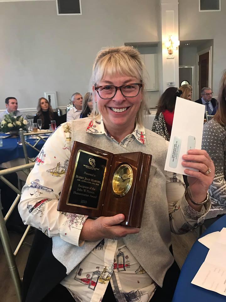 John W Pierson Humanitarian Award