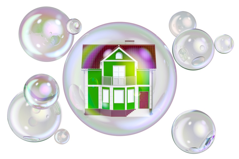 What You Need to Know About Buying a Home In a Bubble