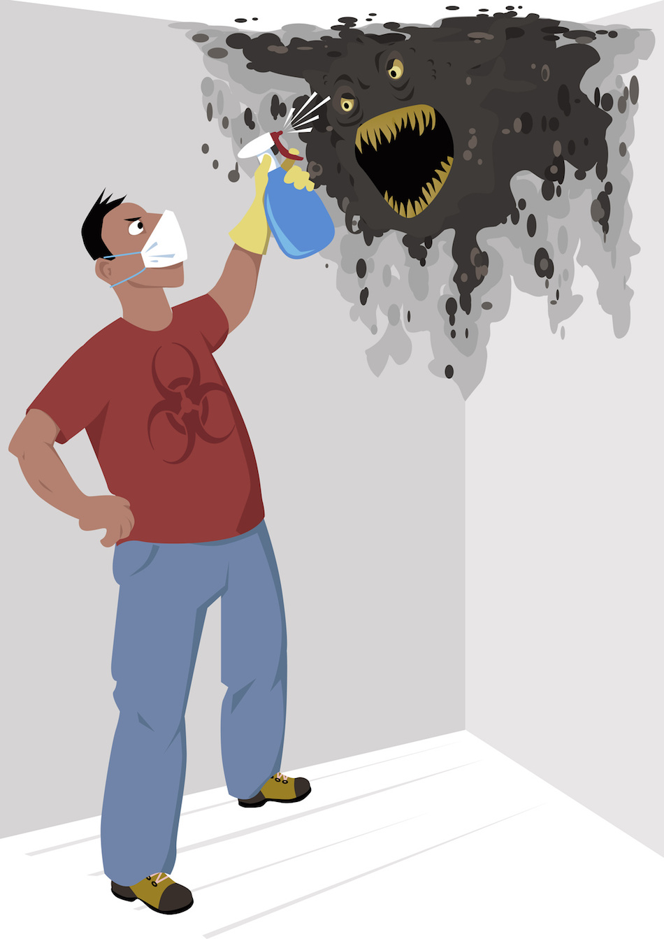 Why Worry About Mold in a Home