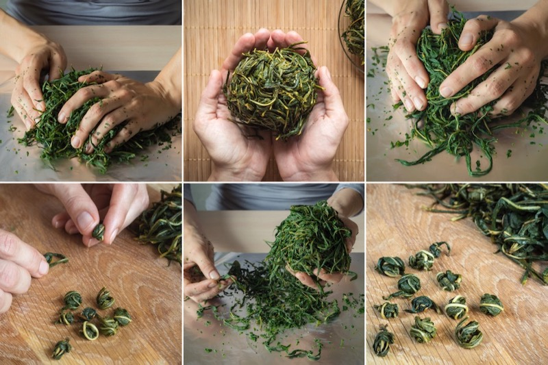How to Make Tea From Leaves and Seeds