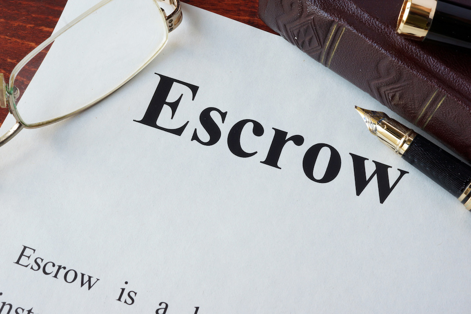 Escrow Funds Relating to Real Estate Transactions Have Strict Controls