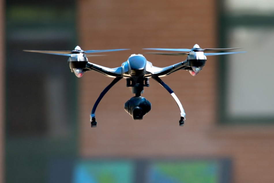 Drones and Real Estate: How New Technology is Making a Difference