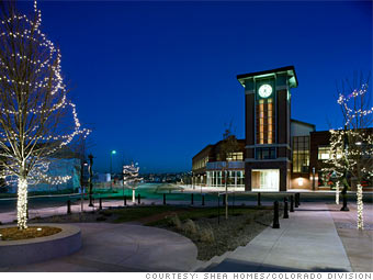 Highlands Ranch Clock Tower