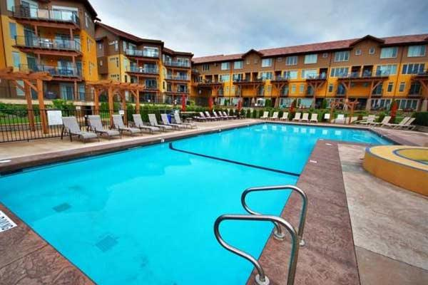 Barona Beach Resort Pool