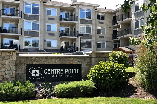 Centre Point condos for sale