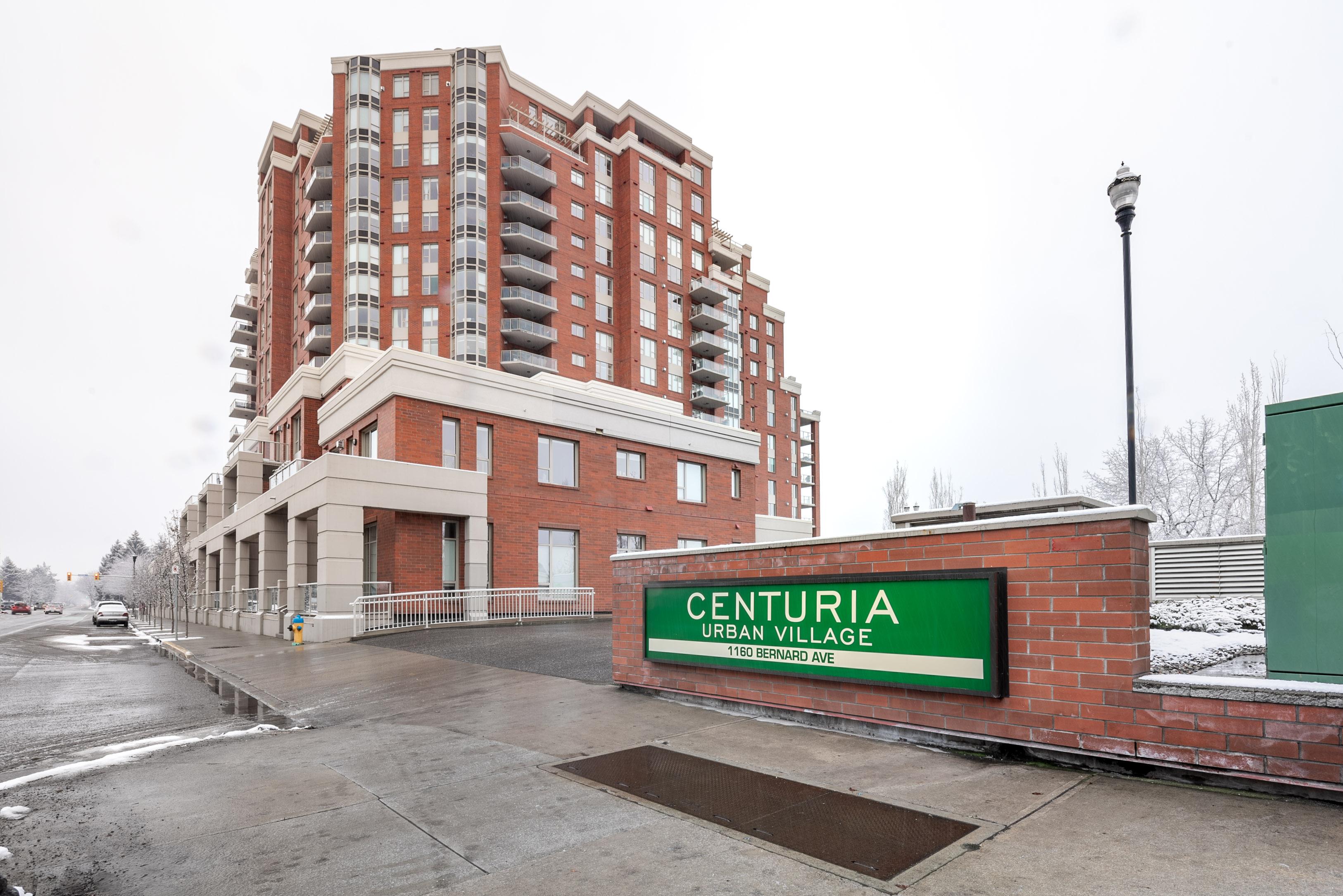 Centuria Urban Village Entrance