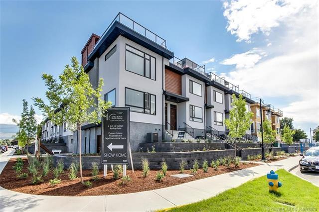 Gyro Beach Townhomes showhome