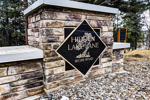 Hidden Lake Lane Townhomes for Sale