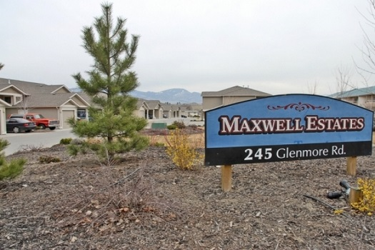 Maxwell Estates Townhomes for sale