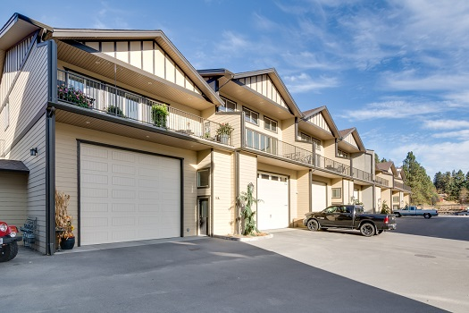 Townhomes for Toys West Kelowna