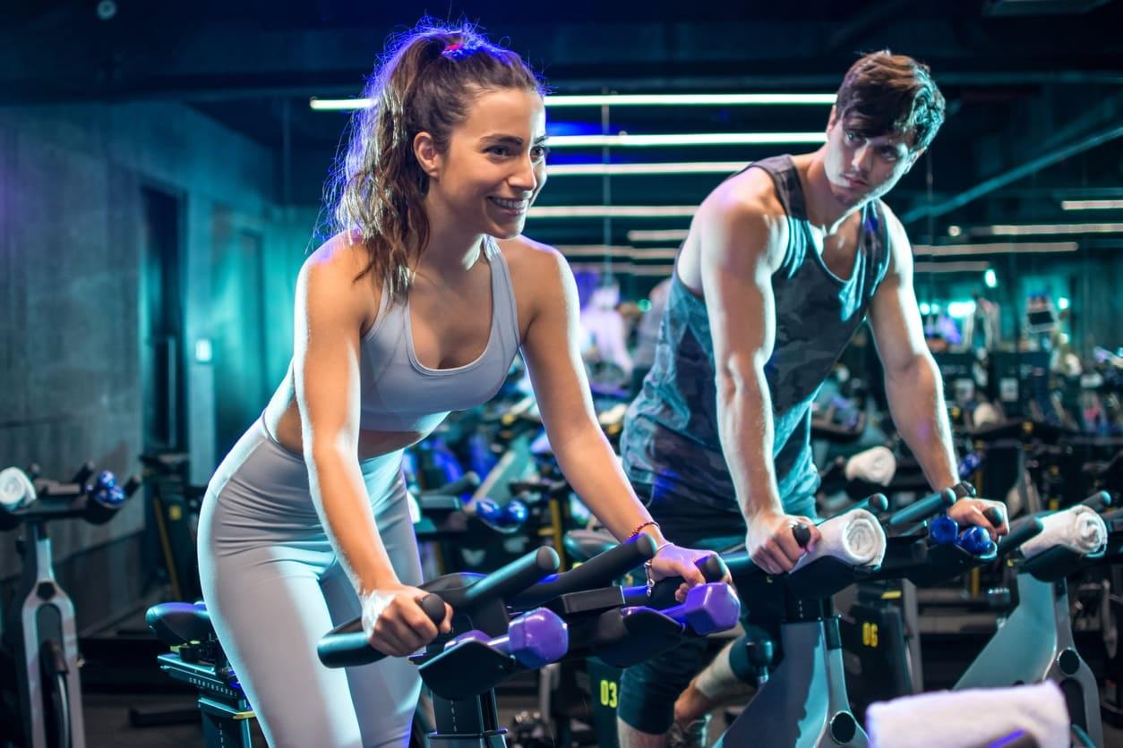 Kelowna Spin gym