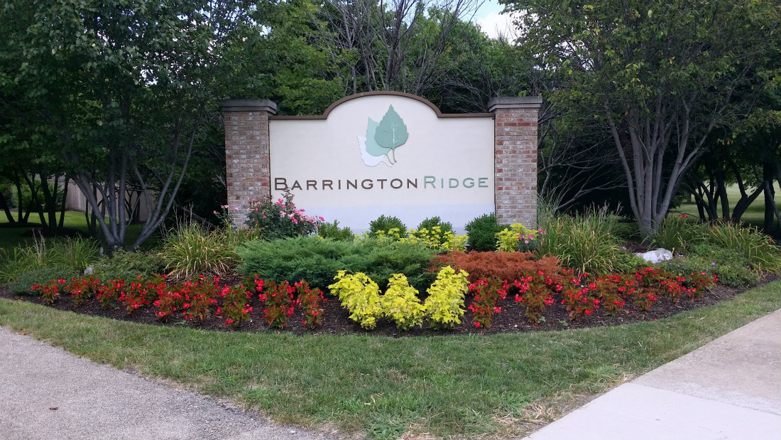 Barrington Ridge homes for sale