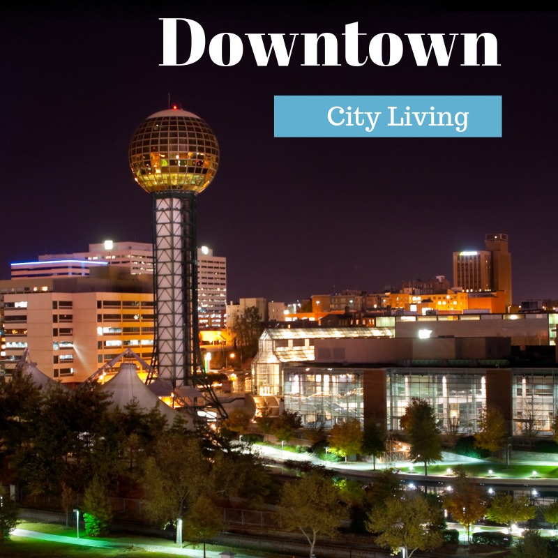 Homes for sale in Downtown Knoxville TN