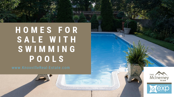Homes for Sale in Knoxville with Swimming Pools
