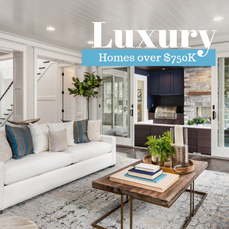 luxury homes for sale in Knoxville TN