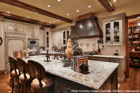 Super Luxurious Kitchen