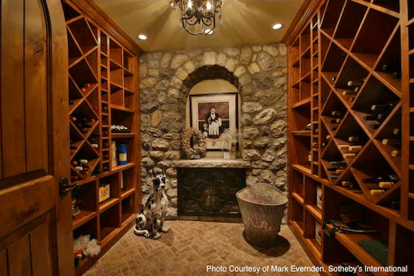 Homes With Wine Cellar