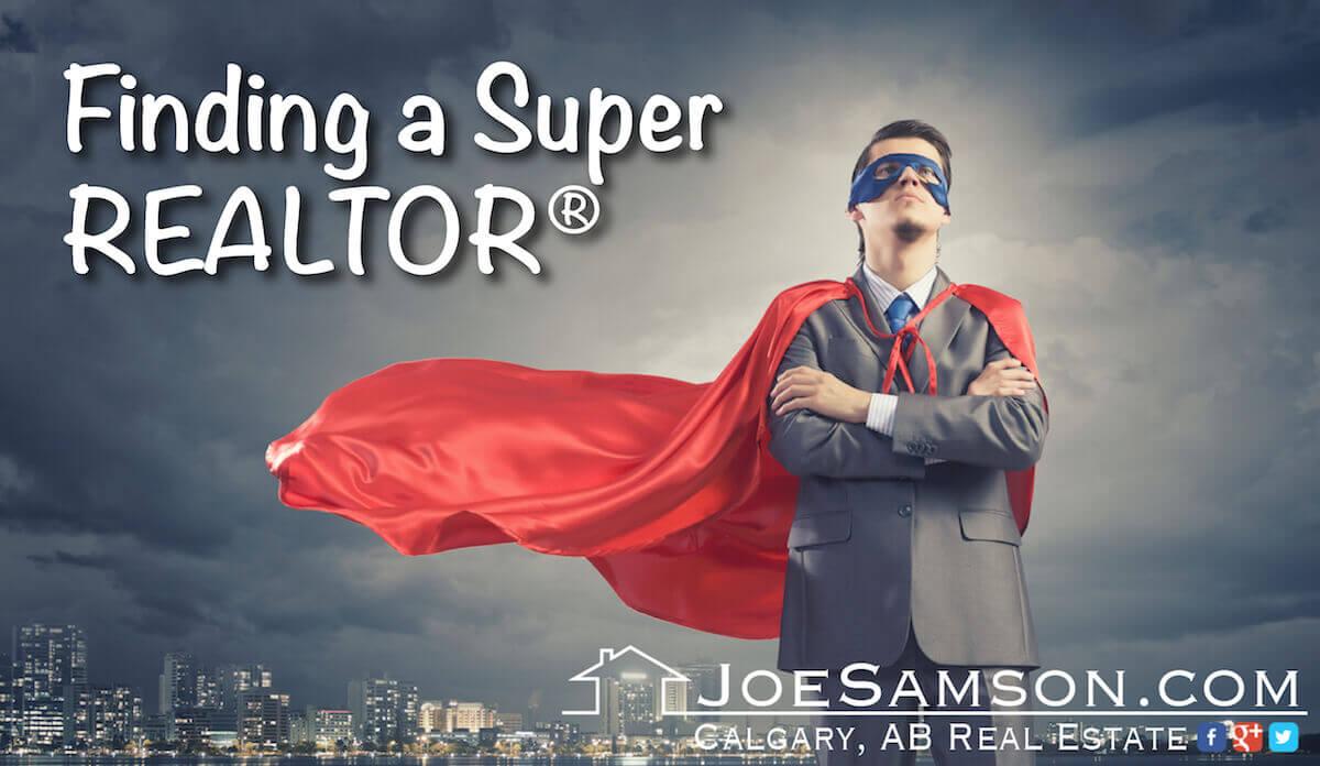 Finding a Super Realtor