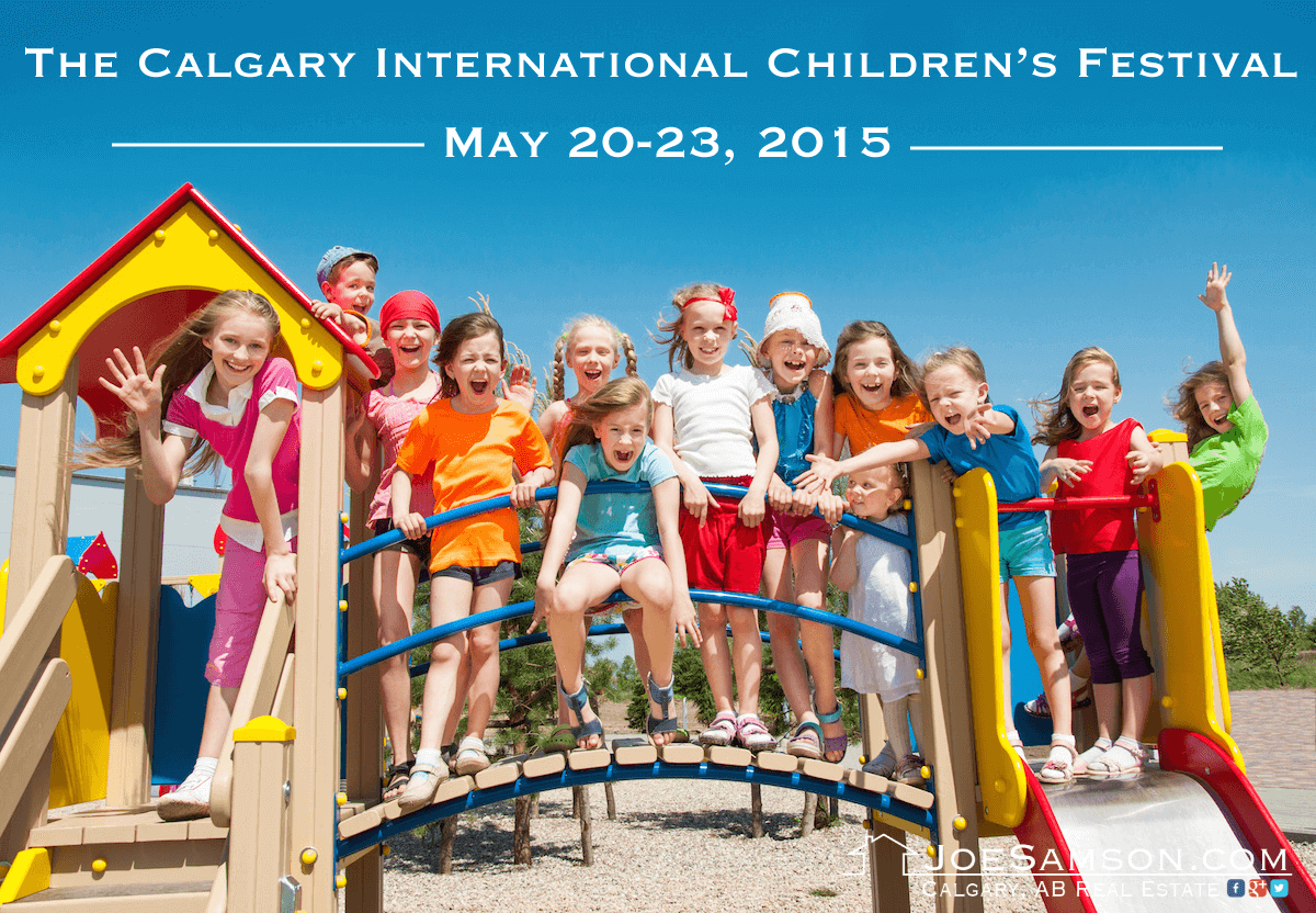 The Calgary International Children's Festival