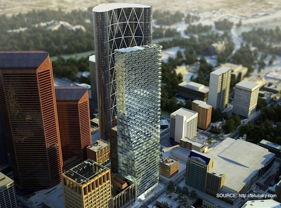 New Calgary Skyscraper