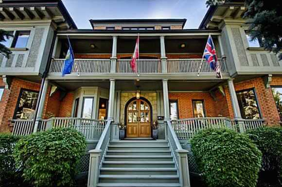 No. 1 of Calgary's Top 10 Most Expensive Homes Sold in 2014