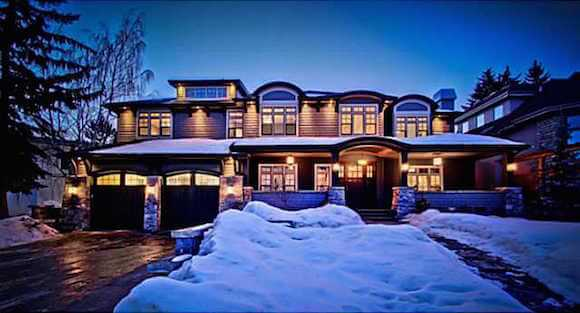No. 3 of Calgary's Top 10 Most Expensive Homes Sold in 2014