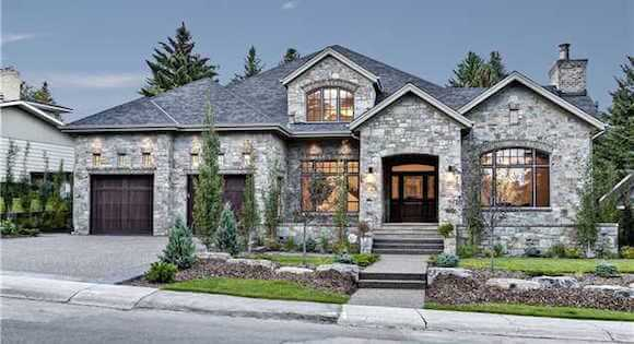 No. 4 of Calgary's Top 10 Most Expensive Homes Sold in 2014