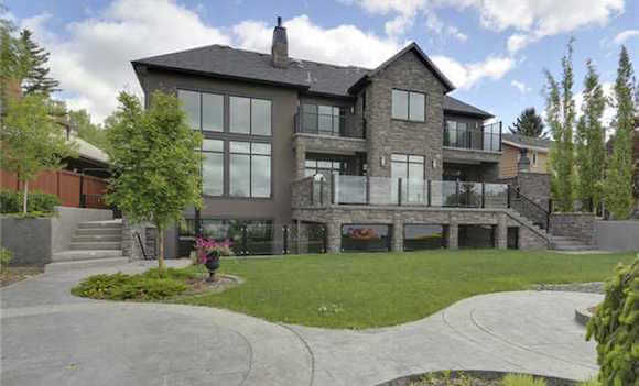 No. 5 of Calgary's Top 10 Most Expensive Homes Sold in 2014