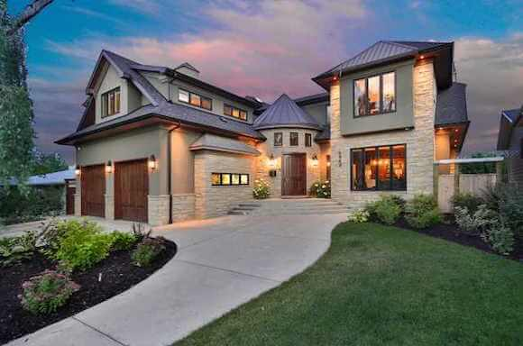 No. 6 of Calgary's Top 10 Most Expensive Homes Sold in 2014