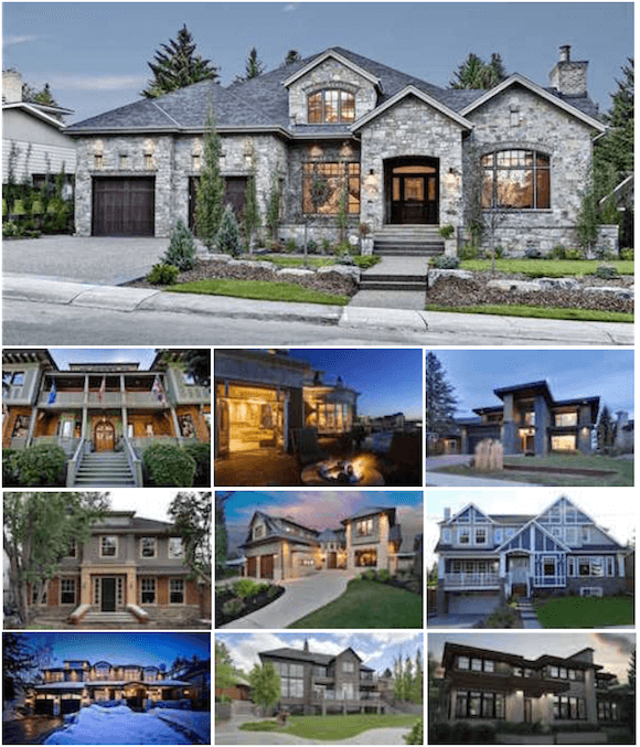 Calgary's Top 10 Most Expensive Homes Sold in 2014